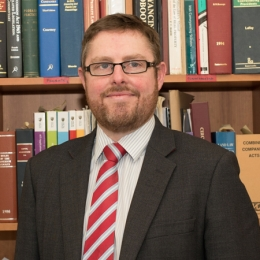 Anthony Coomey, Solicitor