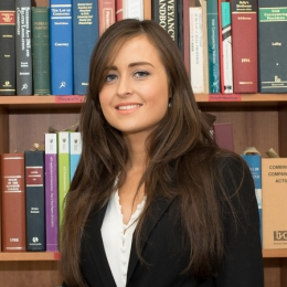Denise Healy, Solicitor